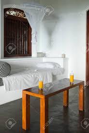 chambre d hotel de charme chambre d hôtel de charme dans la matinée banque d images et