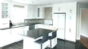 photo de cuisine blanche cuisine blanche deco de et ikea prix lolabanet com