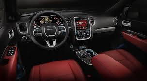 Jeep Cherokee Sport Interior Dodge Durango Vs Jeep Grand Cherokee Buy This Not That