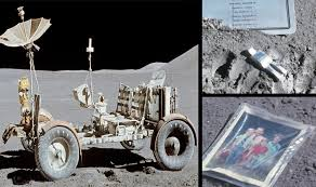 moon junk 70 things we left on the moon