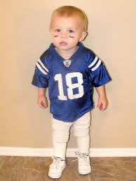 hoop hangout halloween little boy costume peyton manning