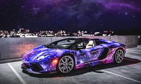 lamborghini custom dxsc custom u201cgalaxy u201d lamborghini aventador distinct hype