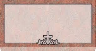 flat headstones flat grave markers flush headstones cemetery tombstones