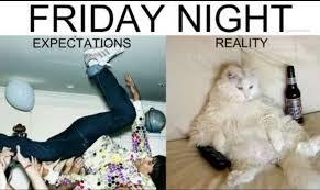 Almost Friday Meme - forever alone meme by foreveralone3 memedroid