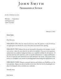 cover letter template word professional cover letters sles cover letters templates word a