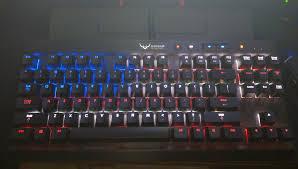 keyboard corsair k65 rgb cherry mx red mechanical keyboard 99