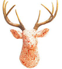 faux taxidermy wall accents you ll wayfair