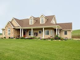 ranch style farmhouse wrap around porch google search house