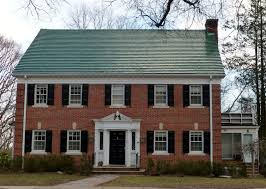 collections of southern colonial style house free home designs