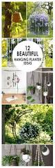 Buy Planters by 12 Beautiful Hanging Planter Ideas Gardening Viral