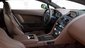aston martin cars interior 2013 aston martin v8 vantage coupe review notes autoweek
