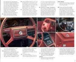 ford 1979 mustang sales brochure
