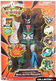 power rangers jungle fury collectiondx