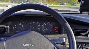 1989 nissan stanza regular car reviews 1991 nissan stanza youtube