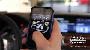 lexus app for apple watch lexus enform how to iphone bluetooth set up youtube