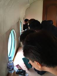 review of air koryo flight from beijing to pyongyang in economy
