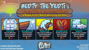 810 1750 S by Bedty The Yedti U0027s Yachting Adventure Xtreme Investment Banking
