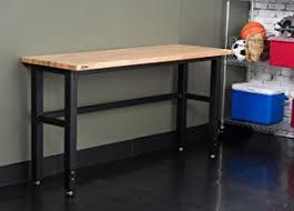 bar height work table amazon com trinity tls 7203 wood top work table 72 x 24 black