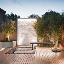 Backyard Feature Wall Ideas Garden Captivating Outdoor Water Walls Design Ideas With Fancy