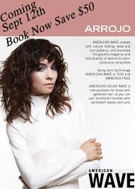 the american wave hair style american wave coming to aurelio salon 9 12 17 aurelio salon spa