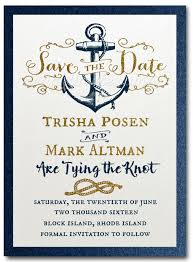nautical save the date rustic nautical anchor save the date cards di 5004sd harrison