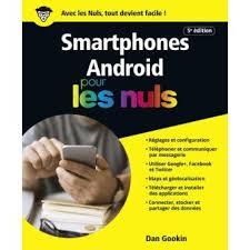 quel format ebook pour tablette android pour les nuls smartphones android 5ème édition pour les nuls