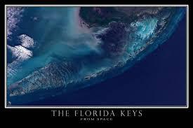 satellite map of florida florida satellite poster map terraprints