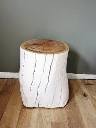 How To Make A Wood Stump End Table by Top 25 Best Tree Stump Table Ideas On Pinterest Tree Stump