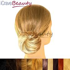 bun scrunchie hair extensions hair clip in hair bun wigs ponytail