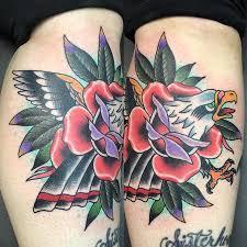 rebel muse tattoo nature animal eagle tattoos page 1