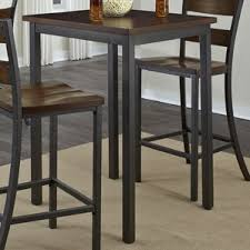 Dining Room Bar Table by Pub Tables U0026 Bistro Sets You U0027ll Love Wayfair