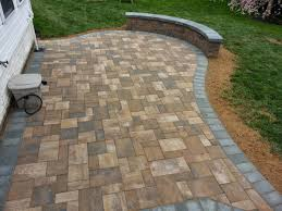 outdoor u0026 garden cambridge pavers with large paving stones for