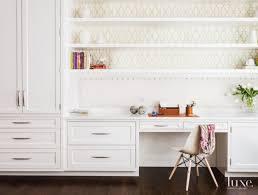 Built In Desk Cabinets Best 25 Office Built Ins Ideas On Pinterest Shared Office