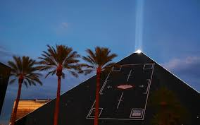 smiths point light show the casino light beam that s so bright it has its own ecosystem and