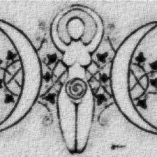 moon goddess idea me goddess