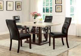 marble top dining room sets dining room high dining table with marble top dining table metal