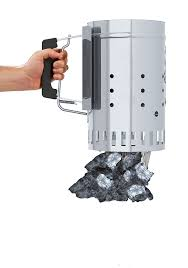 Backyard Grill Charcoal Walmart by Amazon Com Char Griller Charcoal Grill Chimney Starter With