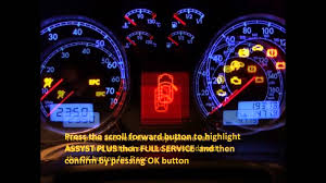 pontiac montana 2005 2009 how to reset service light indicator