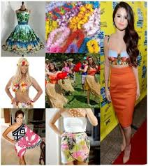 Hawaii Theme Party Dresses