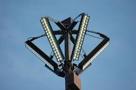 parking lot pole light fixtures led lights for parking lots lot lighting light fixtures garages