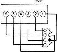 diagram how to connect a dicktator to a bmw 325i e30 fixya