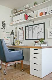 9 steps to a more organized office organized officeikea office organizationikea desk storageorganizing