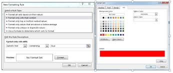 create drop down list in excel with color microsoft excel tips
