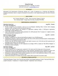 Military Resume For Civilian Job by Military To Civilian Resume Examples