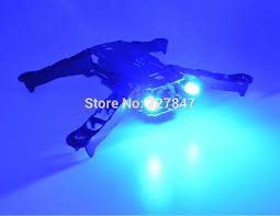 rc flying 1 5w bright led lights for airplane quadcopter