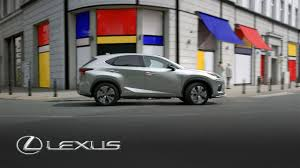 lexus nx 2018 the art of standing out youtube