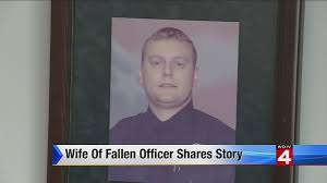 sterling heights officer u0027s widow nyc police need support