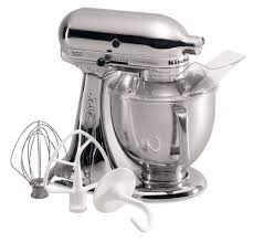 Kitchenaid Artisan Mixer by Amazon Com Kitchenaid Ksm152pscr 5 Qt Custom Metallic Series
