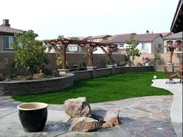 Backyard Landscaping Ideas With Above Ground Pool Backyard Landscape Ideas Pinterest Small Backyard Landscaping