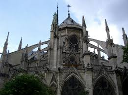 flying buttress flying buttresses photo page everystockphoto